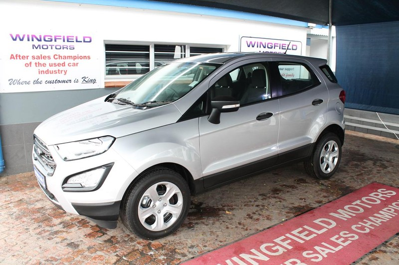 2019 Ford EcoSport 1.5TDCi Ambiente Western Cape Kuils River_0