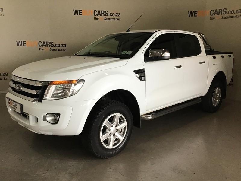 2013 Ford Ranger 3.2tdci Xlt At  Pu Dc  Gauteng Pretoria_0