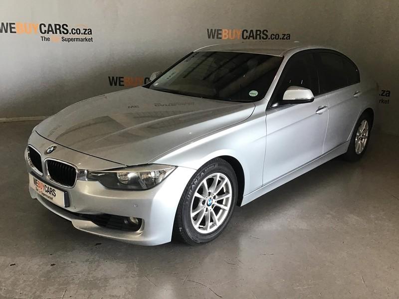 2012 BMW 3 Series 320i  At f30  Kwazulu Natal Durban_0