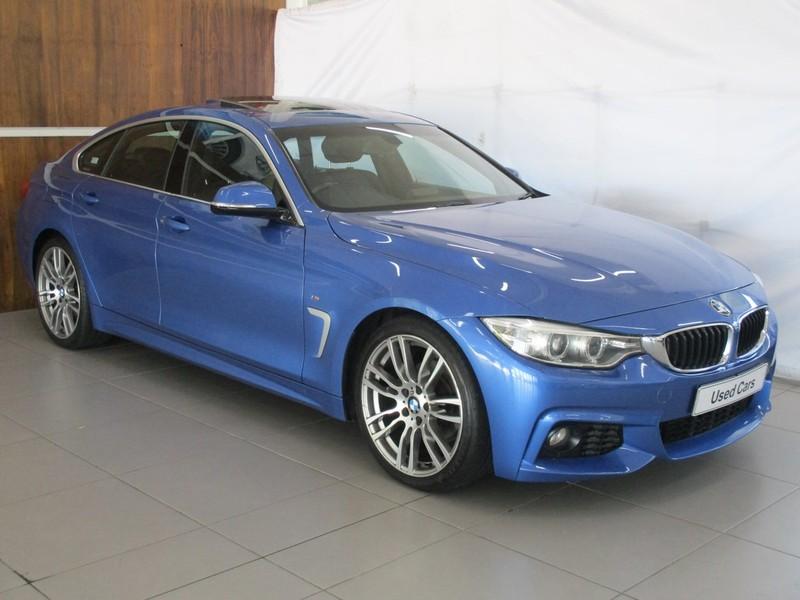 2017 BMW 4 Series 420D Gran Coupe M Sport Auto Kwazulu Natal_0