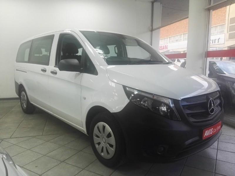 2018 Mercedes-Benz Vito 116 2.2 CDI Tourer Pro Auto Free State Bloemfontein_0
