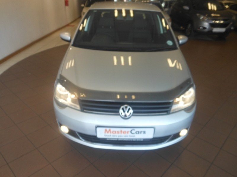 2015 Volkswagen Polo Vivo GP 1.6 GT 5-Door Gauteng Krugersdorp_0