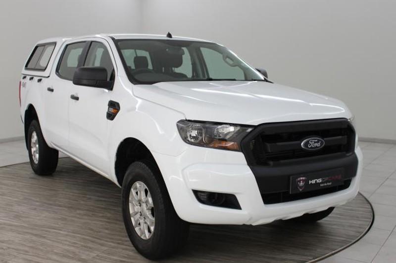 2017 Ford Ranger 2.2TDCi XL 4X4 Double Cab Bakkie Gauteng Boksburg_0