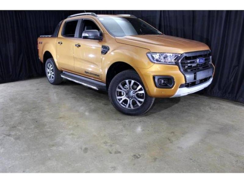 2019 Ford Ranger 2.0TDCi WILDTRAK 4X4 Auto Double Cab Bakkie Gauteng Centurion_0