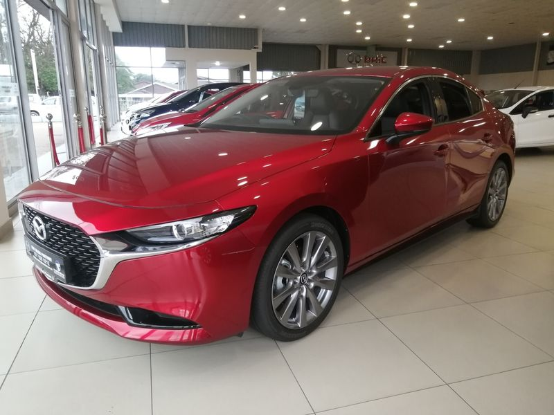 2020 Mazda 3 1.5 Individual Auto Kwazulu Natal Pinetown_0