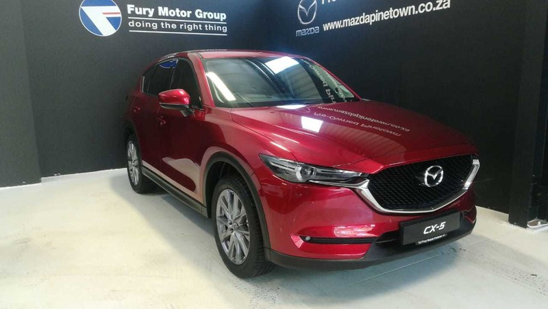 2020 Mazda CX-5 2.0 Individual Auto Kwazulu Natal Pinetown_0
