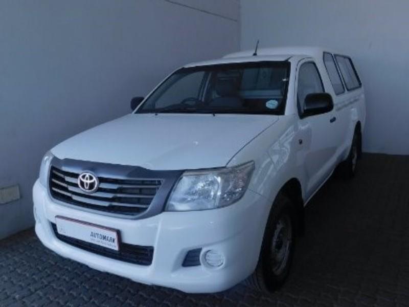 2014 Toyota Hilux 2.5 D-4d S Pu Sc  Gauteng Soweto_0