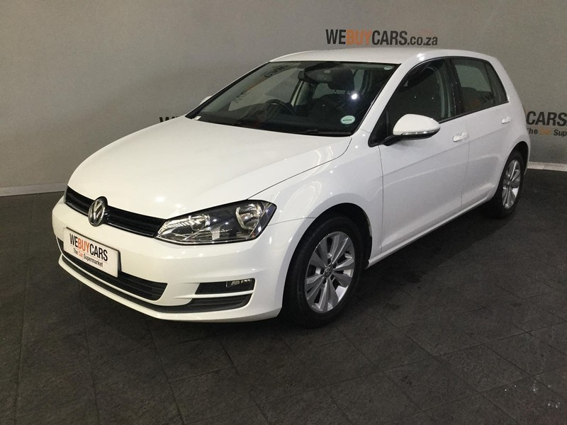 2013 Volkswagen Golf Vii 1.4 Tsi Comfortline  Western Cape Cape Town_0