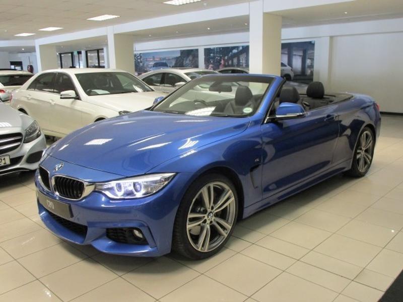 2014 BMW 4 Series 435i Convertible M Sport Auto Western Cape Cape Town_0