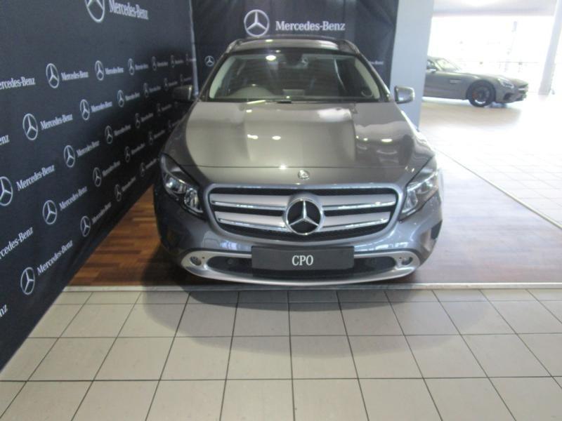 2014 Mercedes-Benz GLA-Class 200 CDI Western Cape Cape Town_0