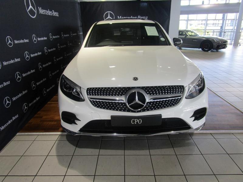 2019 Mercedes-Benz GLC COUPE 250d Western Cape Cape Town_0