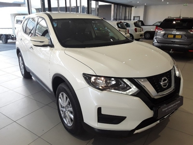2019 Nissan X-Trail 1.6dCi Visia 7S Free State Bloemfontein_0
