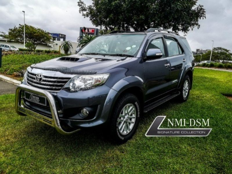 2013 Toyota Fortuner 2.5d-4d Rb At  Kwazulu Natal Umhlanga Rocks_0