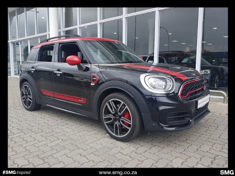 2019 MINI Cooper JCW Countryman ALL4 Auto Western Cape Tygervalley_0