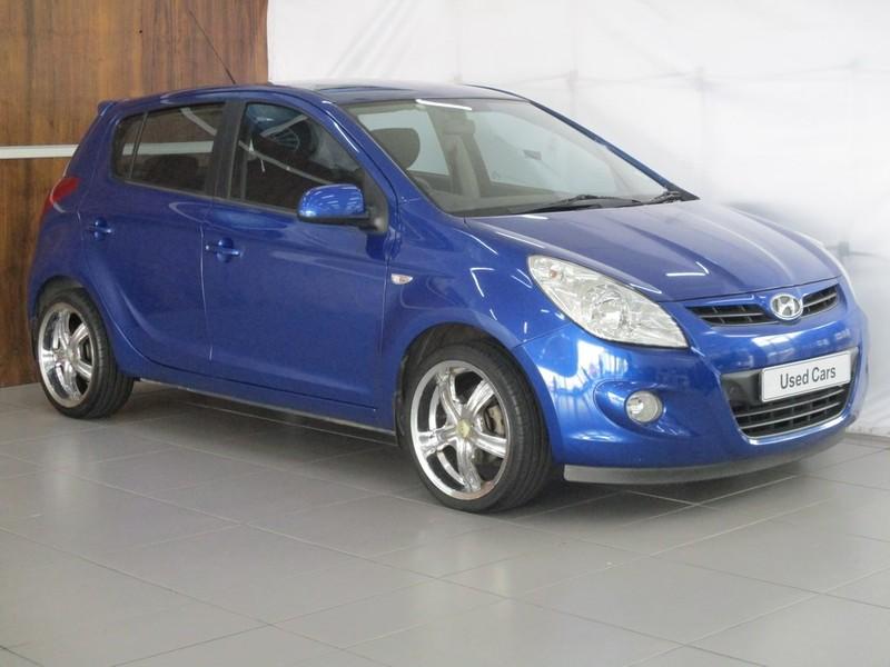 2011 Hyundai i20 1.4  Kwazulu Natal_0