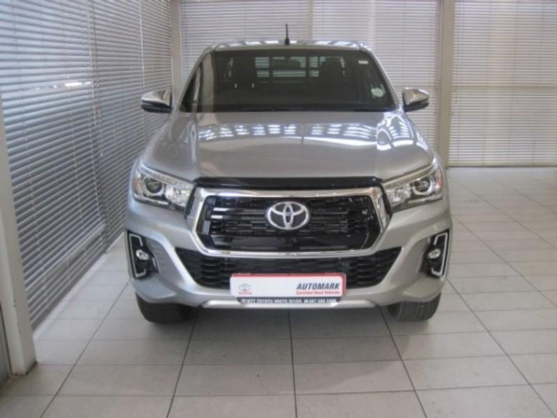 2019 Toyota Hilux 2.8 GD-6 RB Raider 4X4 Auto PU ECAB Mpumalanga White River_0