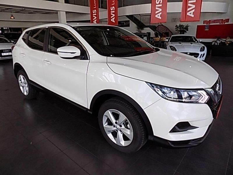 2019 Nissan Qashqai 1.2T Visia Gauteng Sandton_0