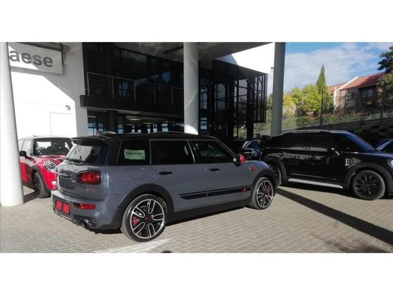 2018 MINI Cooper JCW Clubman Auto Gauteng Centurion_0
