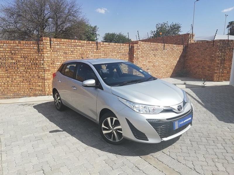 2018 Toyota Yaris 1.5 Xs 5-Door North West Province Rustenburg_0