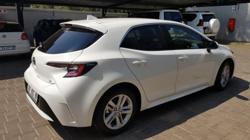 2019 Toyota Corolla 1.2T XS CVT 5-Door Mpumalanga Delmas_0