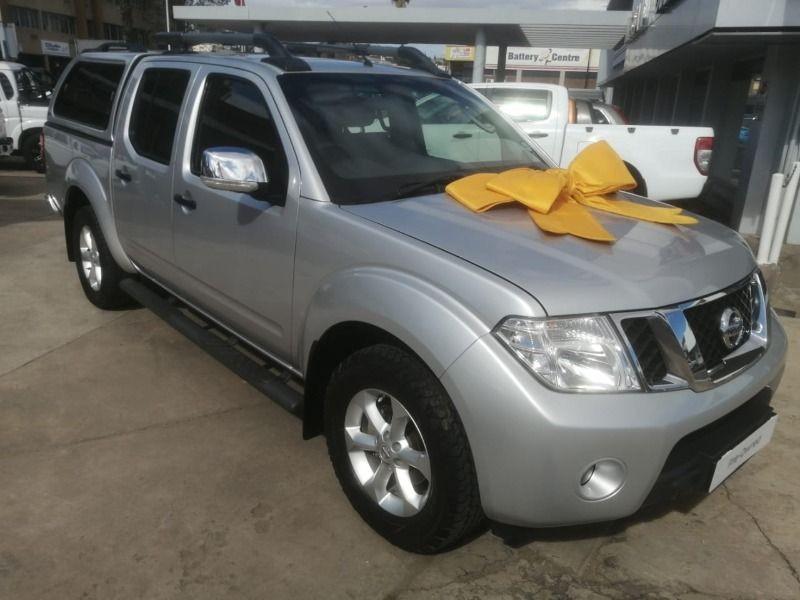2013 Nissan Navara 2.5 Dci Le Pu Dc  Western Cape Oudtshoorn_0