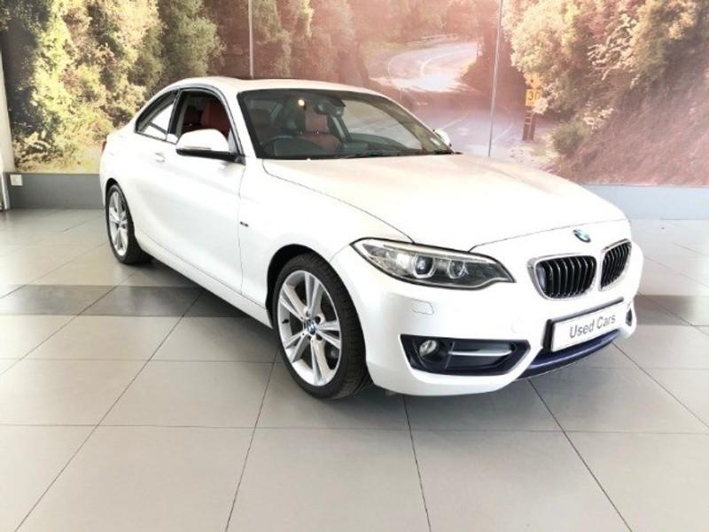 2014 BMW 2 Series 220D Sport Line Auto Gauteng Pretoria_0