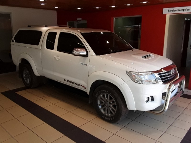 2015 Toyota Hilux 3.0D-4D LEGEND 45 XTRA CAB PU Northern Cape Postmasburg_0