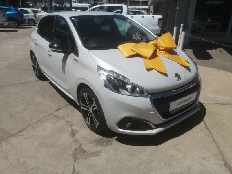 2017 Peugeot 208 1.2T Puretech GT Line Auto 5-Door Western Cape Oudtshoorn_0