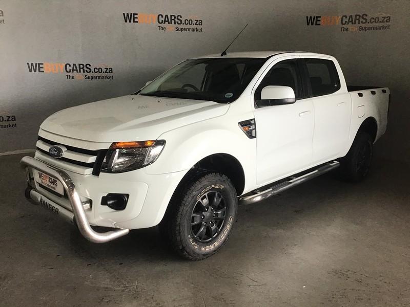 2014 Ford Ranger 2.2tdci Xl Pu Dc  Kwazulu Natal Durban_0