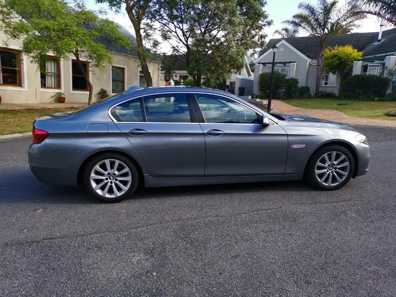 2015 BMW 5 Series 520D Auto Western Cape Bellville_0