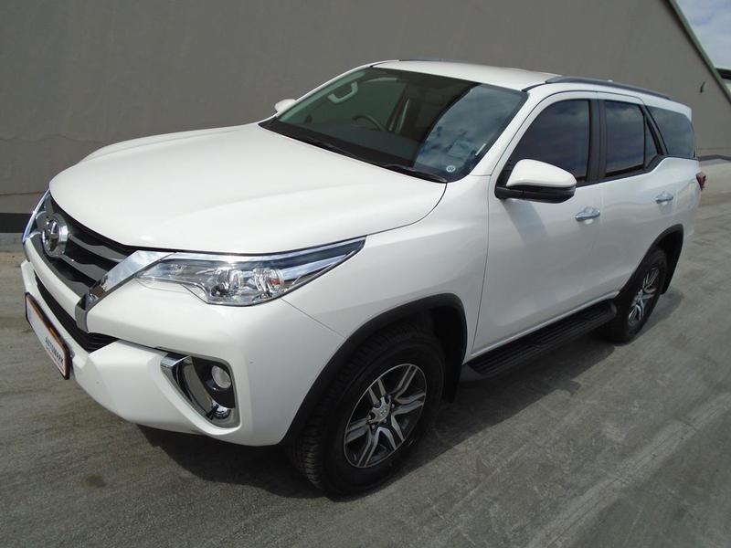2019 Toyota Fortuner 2.4GD-6 4X4 Auto Gauteng Rosettenville_0