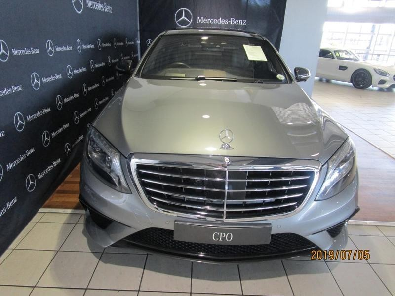 2015 Mercedes-Benz S-Class S 63 AMG Western Cape Cape Town_0