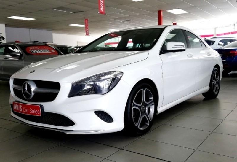 2018 Mercedes-Benz CLA-Class 200 Auto Western Cape Strand_0