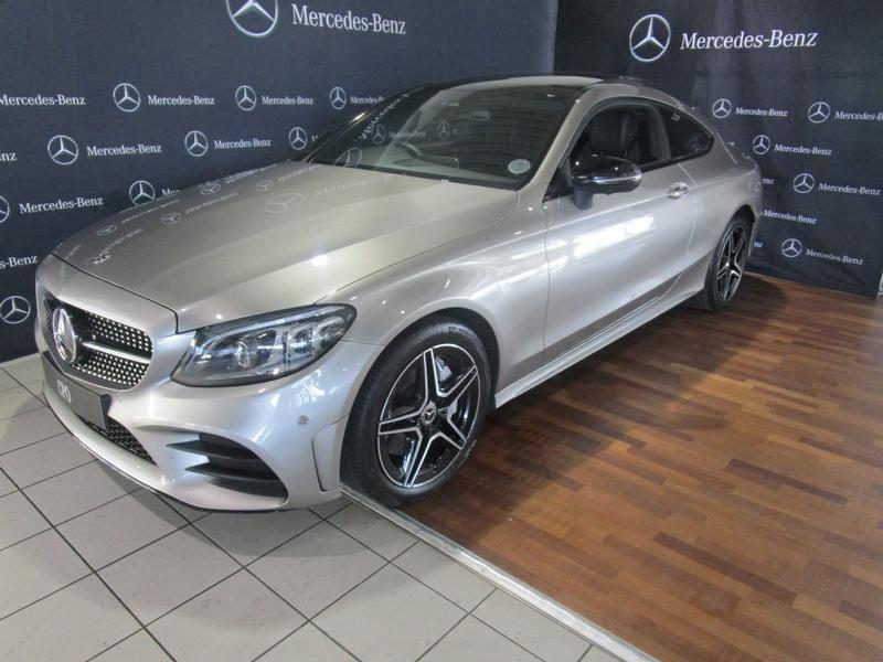 2019 Mercedes-Benz C-Class C300 Coupe Auto Western Cape Cape Town_0