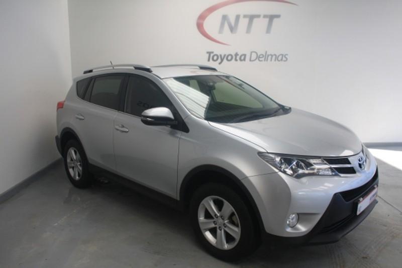 2013 Toyota Rav 4 2.2D-4D GX Mpumalanga Delmas_0