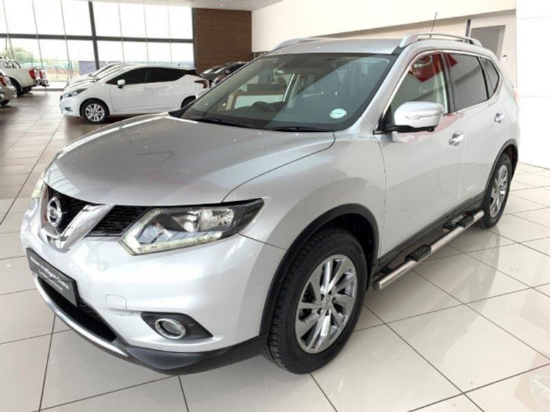 2016 Nissan X-Trail 1.6dCi SE 4X4 T32 Mpumalanga Secunda_0