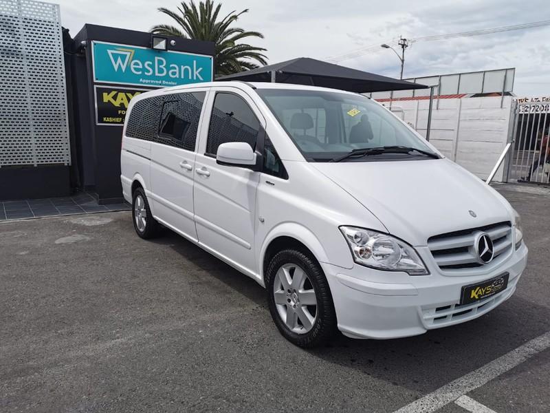 2014 Mercedes-Benz Vito 116 2.2 CDI Tourer Pro Auto Western Cape Athlone_0