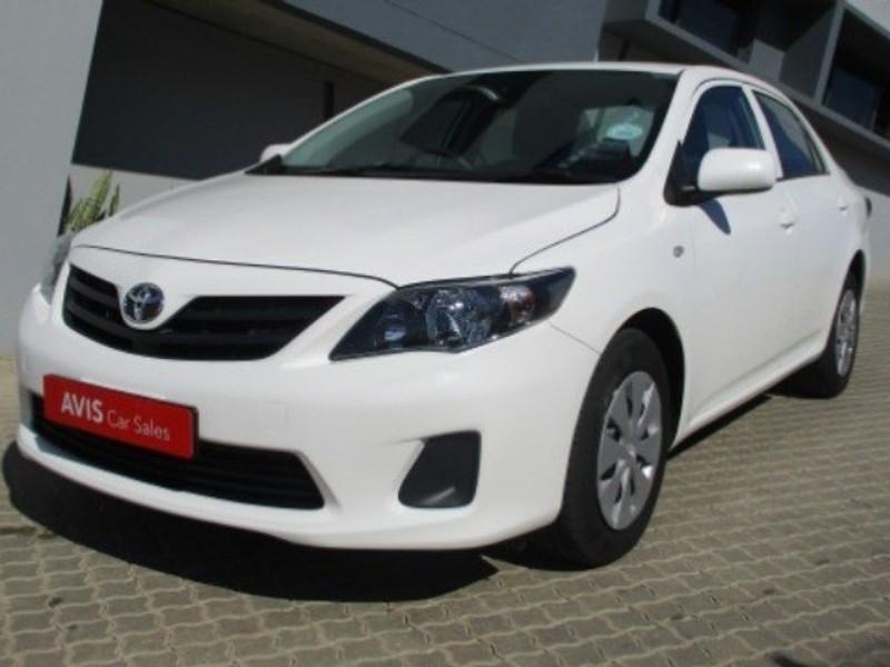 2018 Toyota Corolla Quest 1.6 Mpumalanga Nelspruit_0