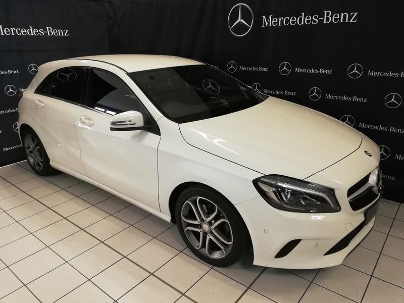 2016 Mercedes-Benz A-Class A 200 Urban Auto Western Cape Claremont_0