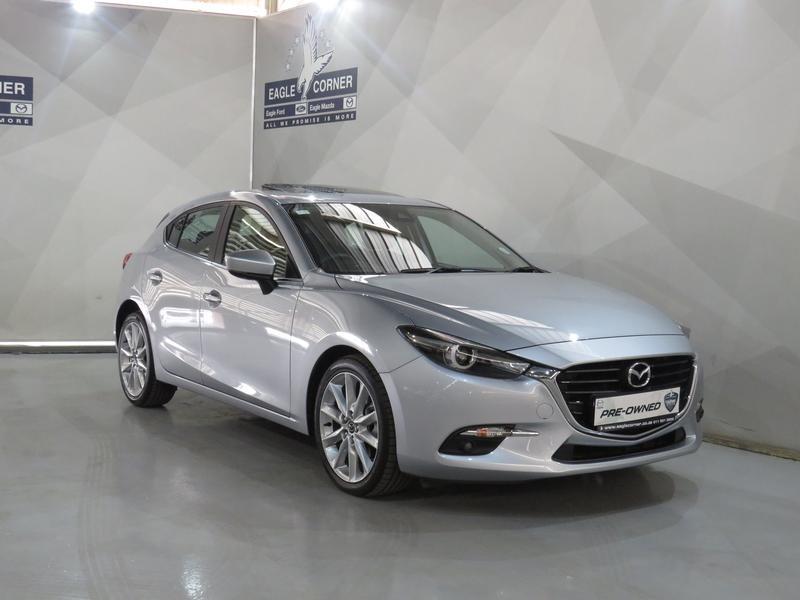 2019 Mazda 3 2.0 Astina Plus Auto 5DR Gauteng Sandton_0