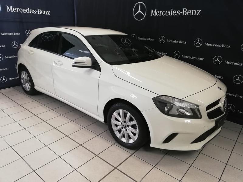 2018 Mercedes-Benz A-Class A 200 Auto Western Cape Claremont_0