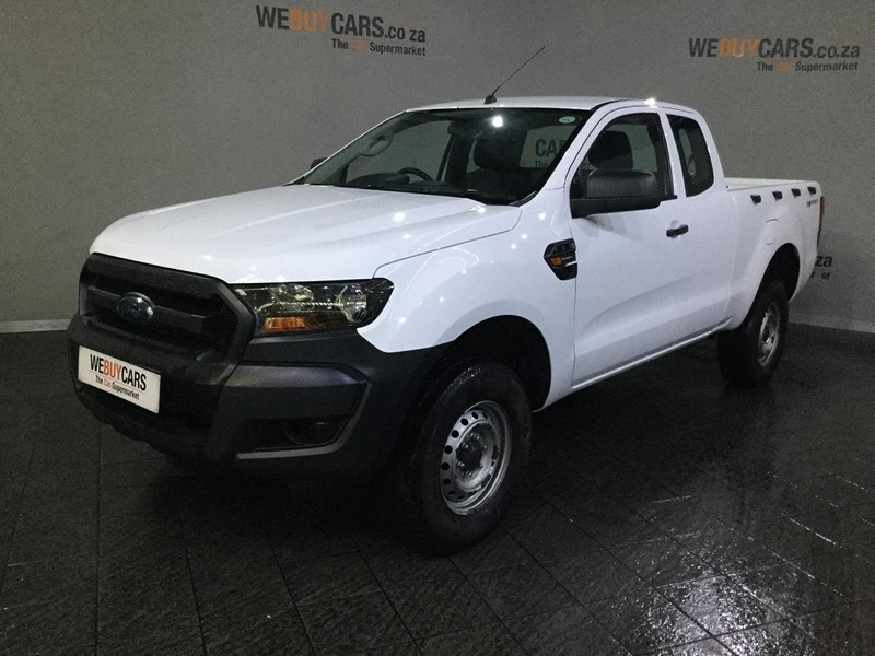 2016 Ford Ranger 2.2TDCi PU SUPCAB Western Cape Cape Town_0