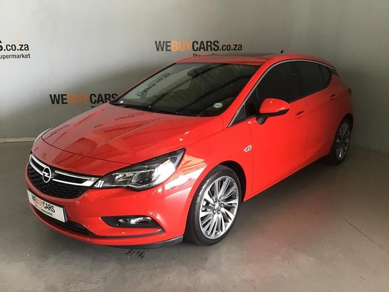 2017 Opel Astra 1.6T Sport 5-Door Kwazulu Natal Durban_0