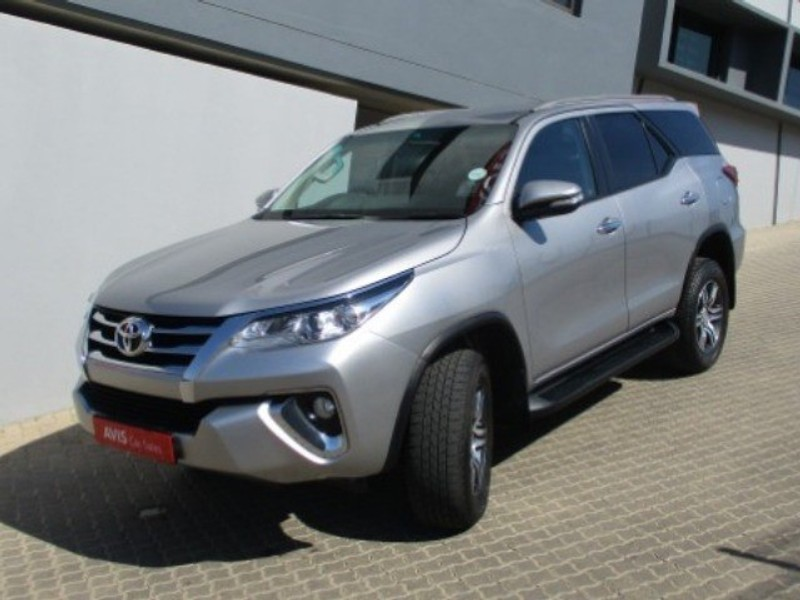 2018 Toyota Fortuner 2.4GD-6 RB Auto Mpumalanga Nelspruit_0