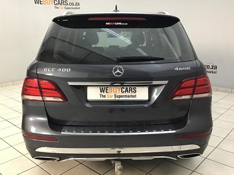 2016 Mercedes-Benz GLE-Class 400 4MATIC Gauteng Pretoria_0