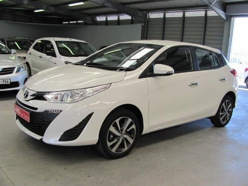 2018 Toyota Yaris 1.5 Xs 5-Door Western Cape Blackheath_0