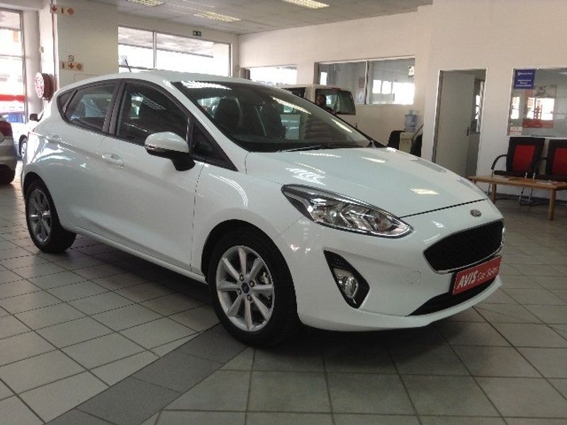 2018 Ford Fiesta 1.0 Ecoboost Trend 5-Door Auto Free State Bloemfontein_0