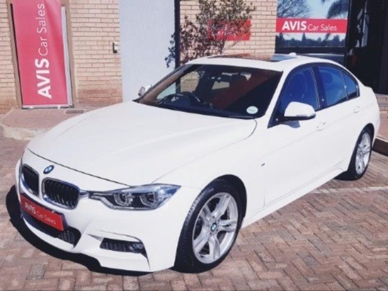 2018 BMW 3 Series 318i M Sport Auto Gauteng Johannesburg_0