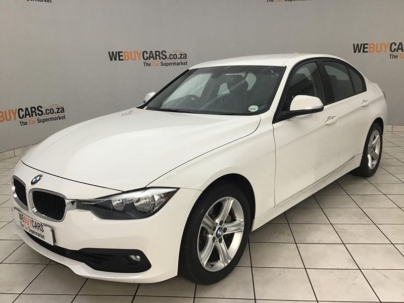 2018 BMW 3 Series 340i Auto Gauteng Centurion_0