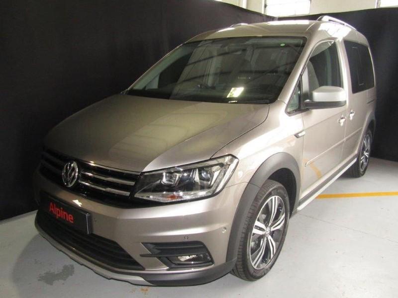 2020 Volkswagen Caddy Alltrack 2.0 TDI DSG 103kW Kwazulu Natal Hillcrest_0